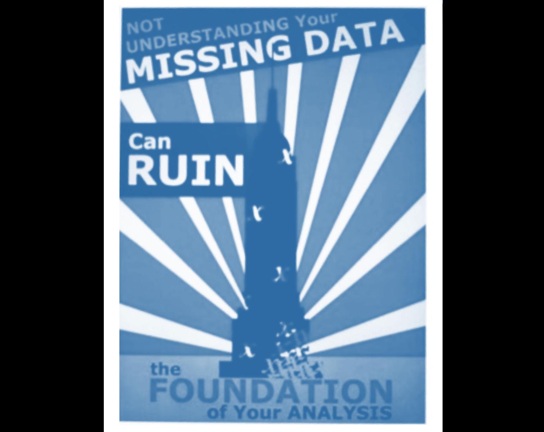 missing data propaganda